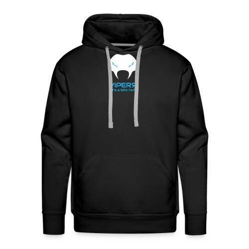 Viperr It's a bite hot - Men's Premium Hoodie