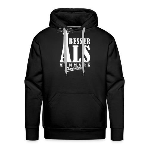 Besser ALS 2.0 - Männer Premium Hoodie