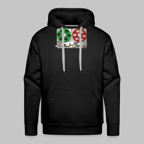 Nagra SN - Sweat-shirt à capuche Premium pour hommes