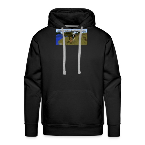 minecraft - Men's Premium Hoodie