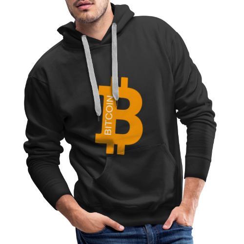 BITCOINBTC - Men's Premium Hoodie