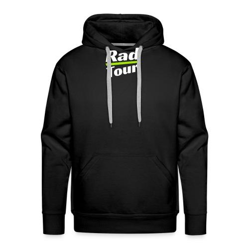Rad Tour T-Shirt Fahrrad Geschenk Reise - Männer Premium Hoodie