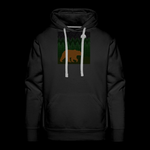 Bear with me - Men's Premium Hoodie