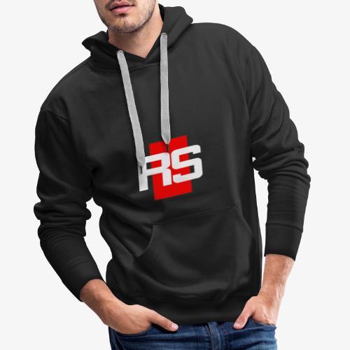 RS - Sweat-shirt à capuche Premium pour hommes