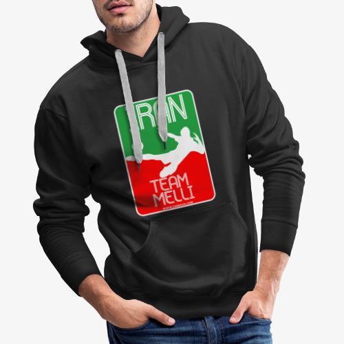 Iran Team Melli - Männer Premium Hoodie