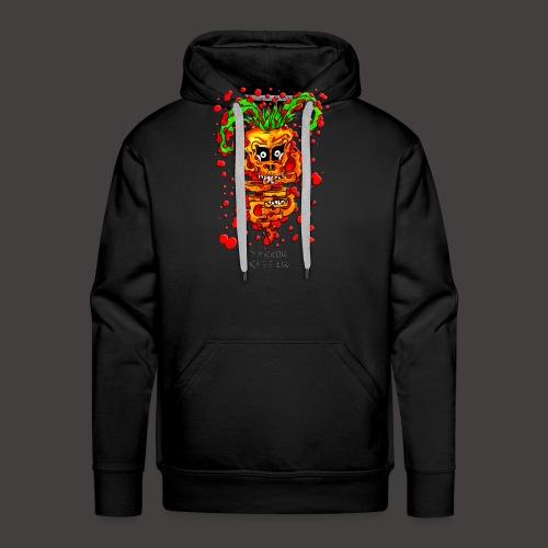 Bunny Carrot - Sweat-shirt à capuche Premium pour hommes