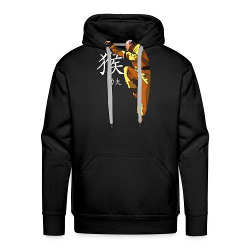 Monkey Style Kung Fu - Men's Premium Hoodie