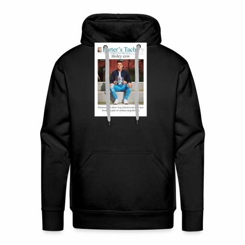 Issue 3 Front Cover - Men's Premium Hoodie