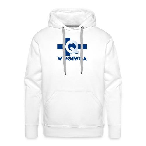 Suomi WWG1WGA - Miesten premium-huppari