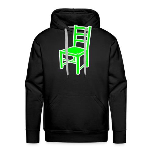 Une Chaise - Sweat-shirt à capuche Premium pour hommes