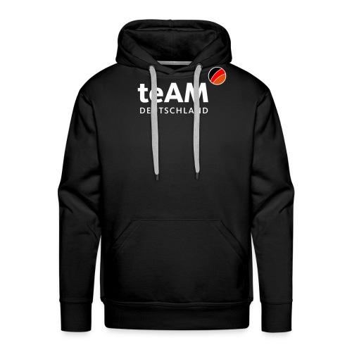 das sportliche teAM Logo - Männer Premium Hoodie