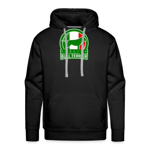 Bull Terrier Italia - Männer Premium Hoodie