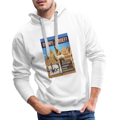 Oh My Droef! - Mannen Premium hoodie