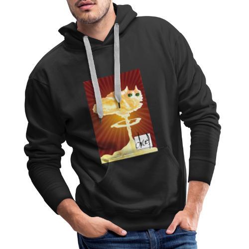 Atoompoes - Mannen Premium hoodie