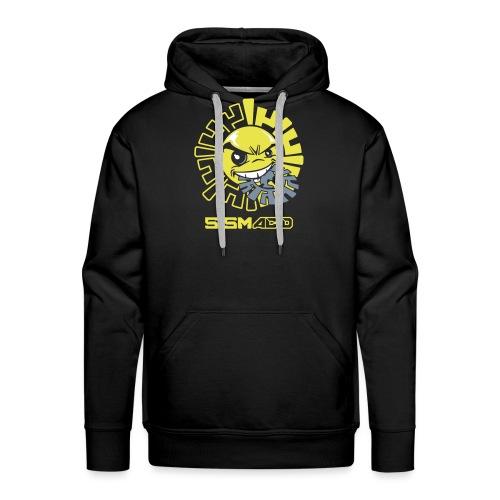 sismacid - Sweat-shirt à capuche Premium pour hommes