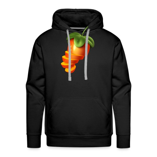 Sliced Sweaty Fruit - Men's Premium Hoodie