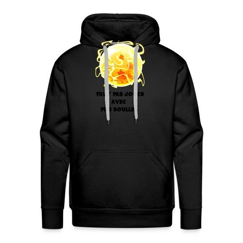 T shirt DBZ - Sweat-shirt à capuche Premium pour hommes