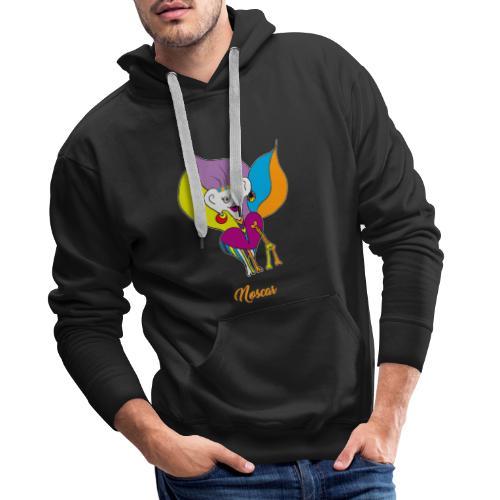 Noscar - Sweat-shirt à capuche Premium pour hommes