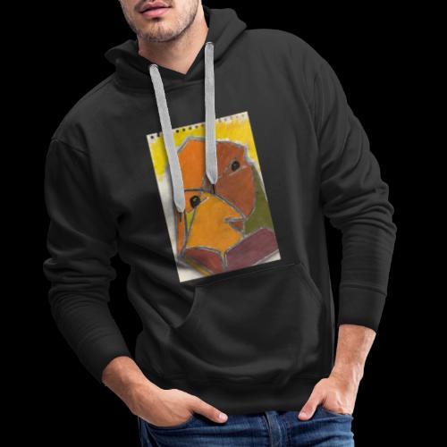 acrylique 2001 - Sweat-shirt à capuche Premium pour hommes