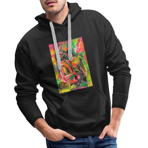 all right now - Männer Premium Hoodie