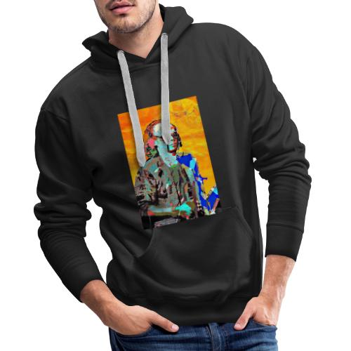 Jazz Kings - Sweat-shirt à capuche Premium pour hommes