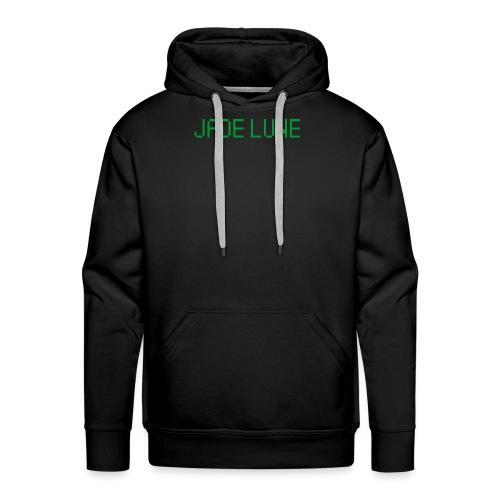 JADE LUNE (TEXT) - Men's Premium Hoodie