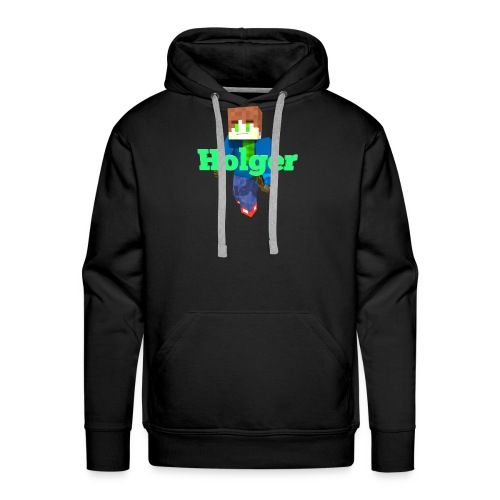 T-Shirt Holger Frauen - Männer Premium Hoodie