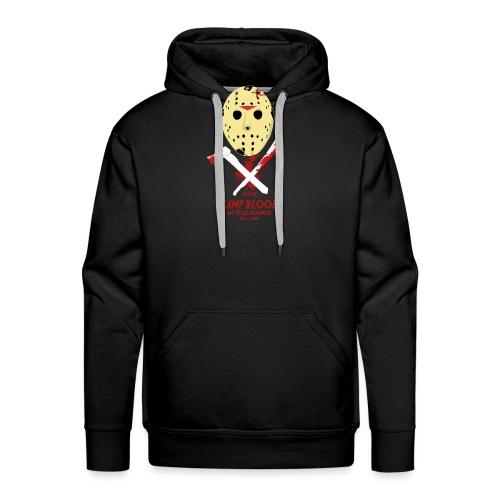 Camp Blood Shirt - Männer Premium Hoodie