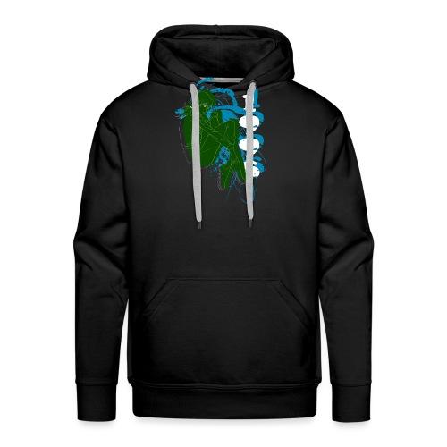 armygirl3 - Sweat-shirt à capuche Premium pour hommes