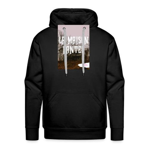 La Maison Hantée - Sweat-shirt à capuche Premium pour hommes