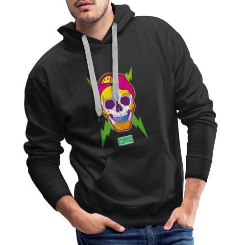 Ptb skullhead - Men's Premium Hoodie