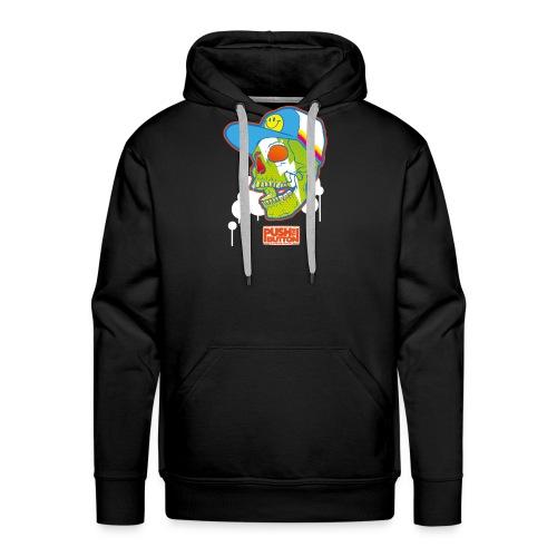 Ptb Skullhead 2 - Men's Premium Hoodie