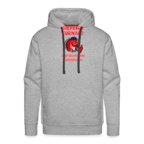 FISH T SHIRT2 - Men's Premium Hoodie