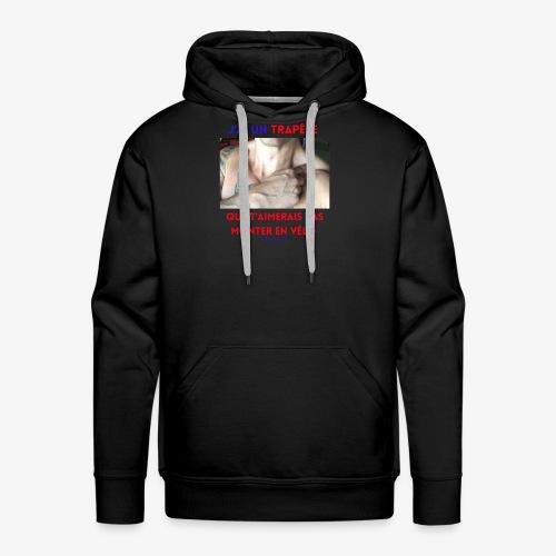 Ajouter un sous titre - Sweat-shirt à capuche Premium pour hommes