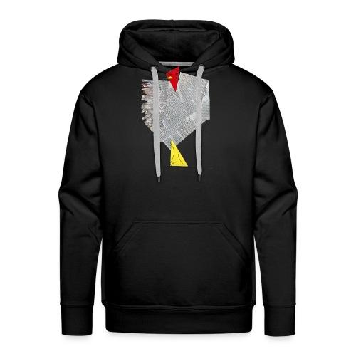 Gallodico - Sudadera con capucha premium para hombre