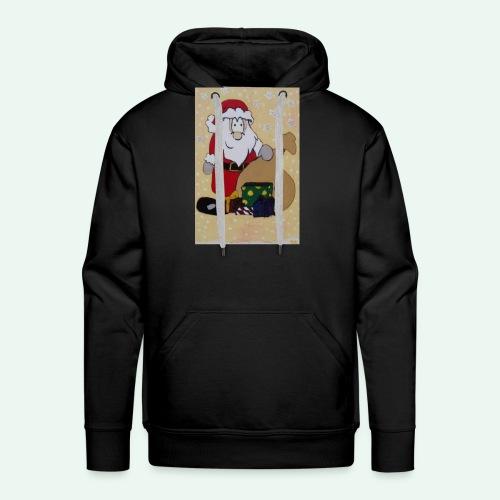 Weihnachtsmann - Anziehend anders US - Männer Premium Hoodie