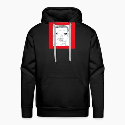 BADLY DRAWN 2.0 - Mannen Premium hoodie