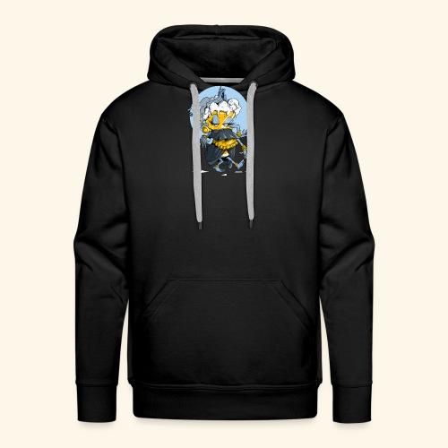 Beery dance - Sweat-shirt à capuche Premium pour hommes