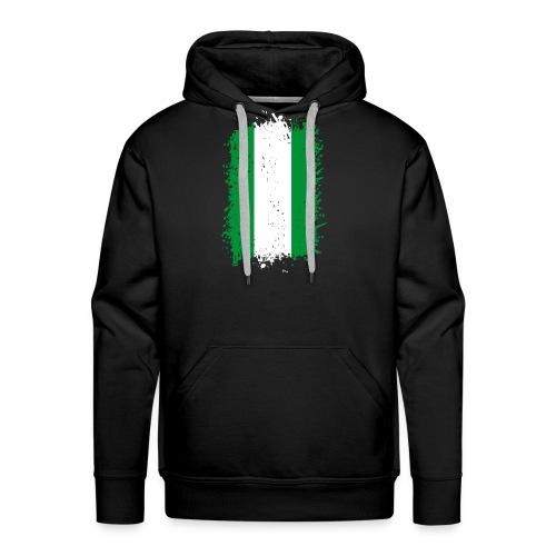 Nigeria - Männer Premium Hoodie