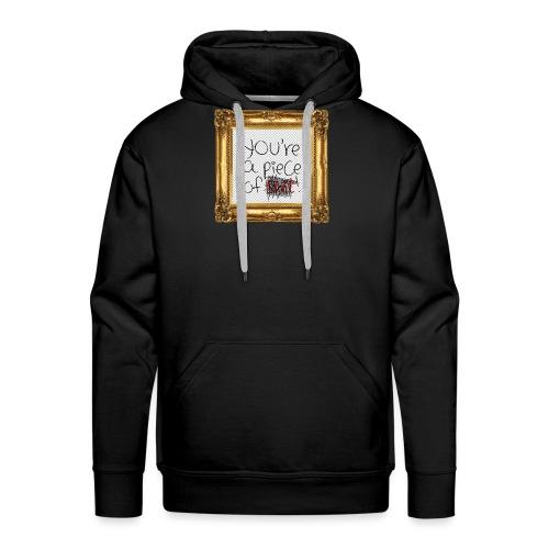 Piece of Art - Men's Premium Hoodie