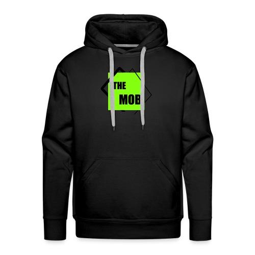 THE MOB - Sudadera con capucha premium para hombre