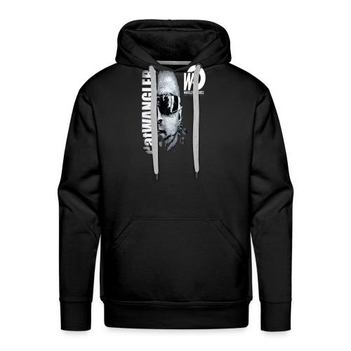 logo pour tee shirt - Sweat-shirt à capuche Premium pour hommes