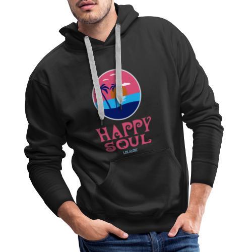 Happy Soul! - Männer Premium Hoodie
