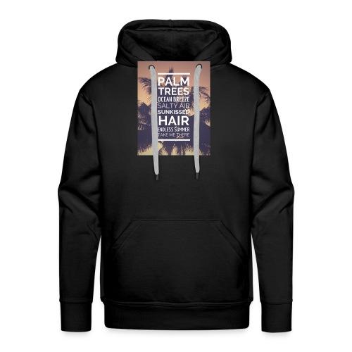 Palm shirts - Männer Premium Hoodie