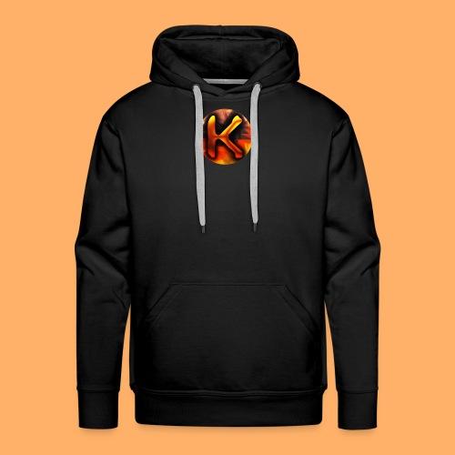 Kai_307 - Profilbild - Männer Premium Hoodie
