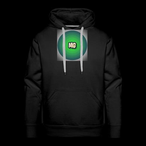 mg - Mannen Premium hoodie