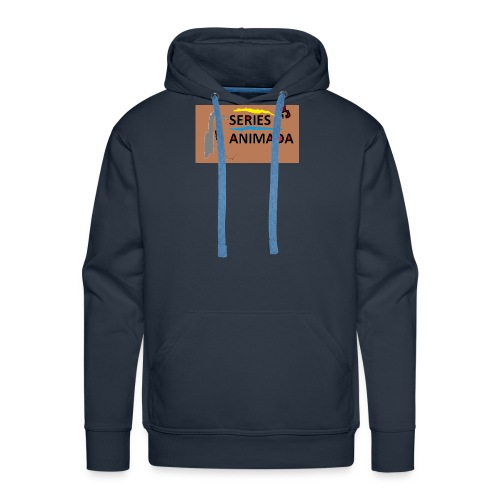 SERIES - Sudadera con capucha premium para hombre
