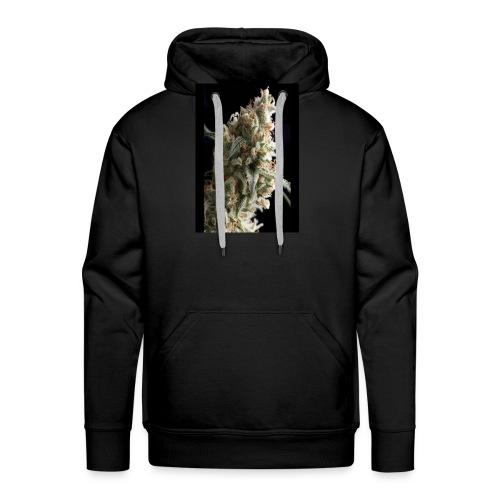 Super-Hash - Bluza męska Premium z kapturem