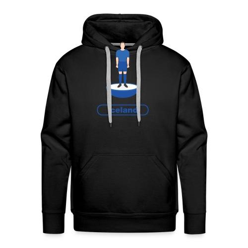 Iceland Football - Men's Premium Hoodie