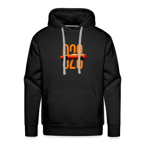928 - Sweat-shirt à capuche Premium pour hommes